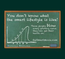 "Those People BLOW Every Grading Curve | from the short film ""Out Smart"" by OutSmartMovie"
