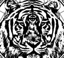 Mystic Tiger Sticker
