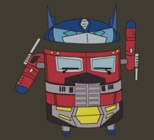 Android Optimus Prime by dkurth