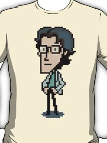 Otacon Sprite - Metal Gear Solid 2 / Sons of Liberty T-Shirt