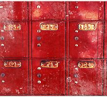 Post boxes by geophotographic