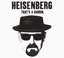 Heisenberg -Breaking Bad by smute20