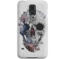 Floral Skull 2 Samsung Galaxy Case/Skin