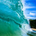 Shore Break by Kana Photography