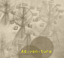 Take me to a fair (adventure) by Haylee Walsh