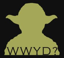 What would Yoda do? by SianGilsenan
