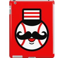 Cincinnati Redlegs iPad Case/Skin