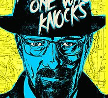 I am the one who knocks by Zikreload