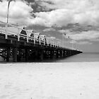 Busselton Jetty by dioptrewho