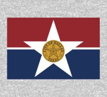 Dallas, Texas Flag by cadellin