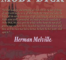 Moby Dick by KayeDreamsART