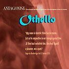Othello: Antagonist by KayeDreamsART