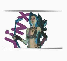 League of Legends - Jinx  by ITAMarcomerda
