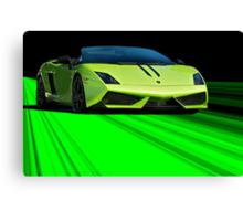 2013 Lamborghini Performonte  Canvas Print