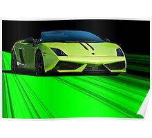 2013 Lamborghini Performonte  Poster