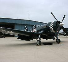 Corsair F4u-5 by wolf6249107