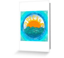 A Happy Day Greeting Card