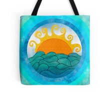 A Happy Day Tote Bag