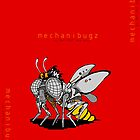 Mechanibugz [bee] Iphone case by Pat-Pot  Designs
