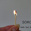 Sorcha. M. S. N.Y. Black by Sorcha Whitehorse ©