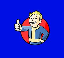 Vault Boy! by Nick Halls