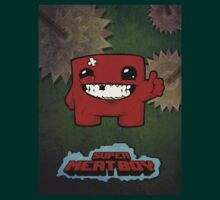 Super Meat Boy by saboe
