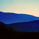 Blue Sunrise by Brian Gaynor