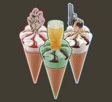 Three Favours Cornetto Trilogy by VanHogTrio