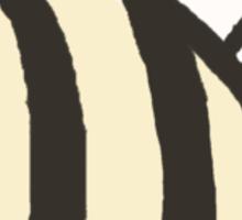 Bee's shirt  Sticker