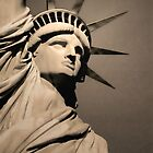 Lady Liberty by Dyle Warren