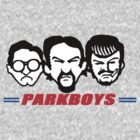 Park Boys by HelloSteffy