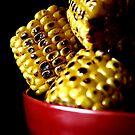 Blackened Corn by David Mellor
