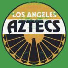 LA Aztecs by RetroPops