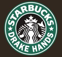 Starbucks Drake Hands by protos