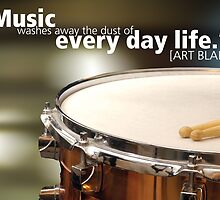 Dust Of Every Day Life by exvista
