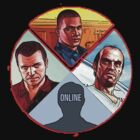 GTA V Character wheel by anuur