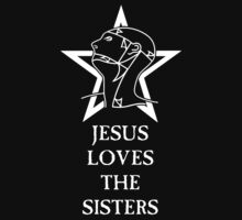 The Sisters Of Mercy - The Worlds End - Jesus Loves the Sisters by James Ferguson - Darkinc1