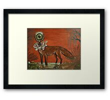 Seeker Framed Print