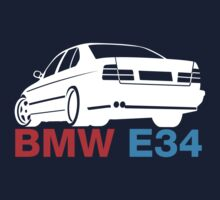 BMW E34 M5 - 3 by TheGearbox