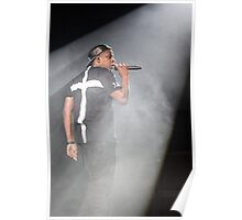 Jay Z - The O2, Dublin Poster