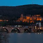 Heidelberg, Germany by Johannes Valkama