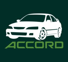 Honda Accord Type R - 2 by TheGearbox