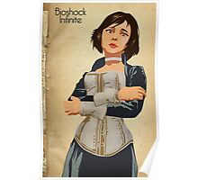 Bioshock Infinite - Elizabeth  Poster