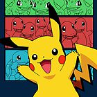 Pokemon iphone case by jeice27