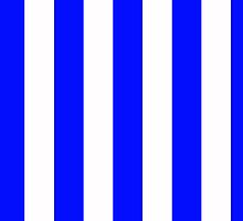 stripes blu and white by cecko90