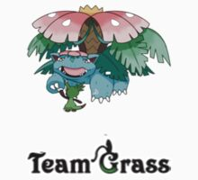 Team Grass (Limited!) by Slowkinggaming