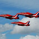 The Red Arrows - Fairford 07 by © Steve H Clark