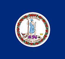 Smartphone Case - State Flag of Virginia IV by Mark Podger
