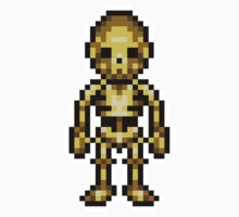 Pixel Skeleton by Shoehead