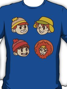 South Park Boys Chibi Heads T-Shirt